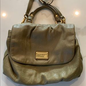 Marc by Marc Jacobs - Army Green Large cross body